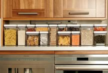 POP Containers with OXO / Save space in your kitchen and pantry with OXO UK's much coveted POP Containers.