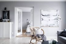Working with Watercolours / Do you ever wish your living space could be just a little more artsy? If that sounds like an interior design dream come true, you're going to adore one of the best 2017 home colour trends. Watercolours in home decor are the next big thing and, frankly, we can't get enough of them.