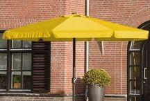 Garden Parasol Umbrella Outdoor Patio Furniture Sun Shade Structures Yellow Big