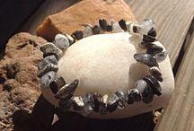 Crystal Lunatics / Reiki charged gemstone bracelets and more!!