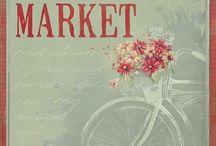 Farmer's Market Posters