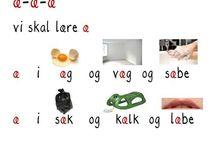 undervisning dansk indskoling