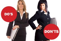 What Not To Wear / by Drury Career Planning & Development