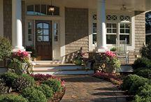 home // decks & exteriors
