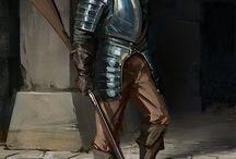 Knightly armoury