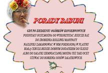 PORADY BABUNI
