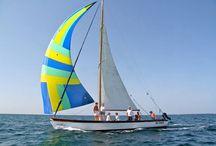 La mia barca  / Barca tutta di legno