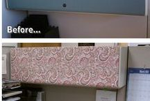 Cubicle sweet Cubicle / by Sunely Cabrera