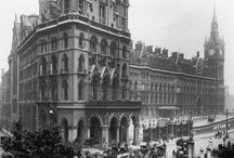Victorian architecture  / Een onderzoek naar wat nou precies victoriaanse architectuur is.