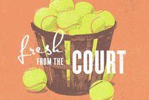 Tennis! / by Maddie Randall