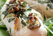 {Recipes} Chicken / Easy & delicious chicken recipes. / by Kimber - The Pinning Mama
