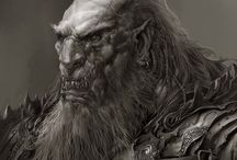 character - orc
