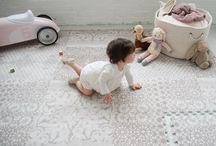Foam floor