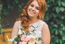 Peach rustic wedding / Rustic wedding
