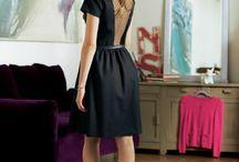 Joli / Une petite inspiration de tenues que j'aime beaucoup. Je possède certaines pièces, d'autres seulement dans mes rêves de filles