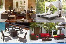 Terraza y jardín / ¿Te gusta esta terraza y jardín? Visita http://www.servimania.es/ para pedir un presupuesto gratis.