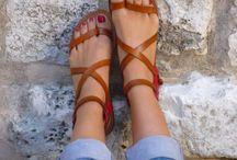 Las sandalias que quiero