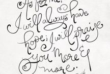 GG♥Fancy Typography & Fonts & Handwriting & Quote