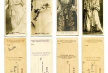 закладки календари