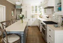 Great Kitchens! / Kitchen ideas to inspire.