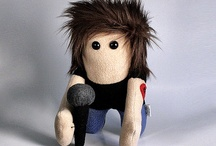 My plush work, pinned by others / by Angel Alloy-McFarlin