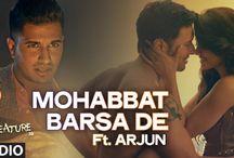 Mohabbat Barsa Dena Tu Lyrics ARJUN