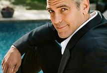 The Elegant Man, George Clooney / by Helga Knoderer
