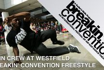 Breakin' Convention 2014 videos / Breakin' Convention 2014 videos - if you missed BC'14 catch up with these videos, from stage performances to festival recaps! Don't forget to subscribe to our channel at http://YouTube.com/breakinconvention / by Breakin' Convention