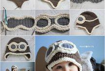 Hats  for little ones ... & more