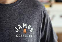 Apparel / James Coffee Co. Apparel