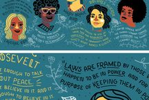 female activist history