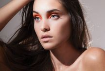 Orange Is the New Black / Photographe and Beauty Editor : Hend Jebali  Hair and MUA : Steevy Aymen Model : Nour Guiga