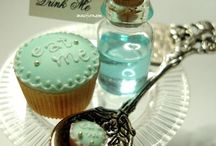 An Alice in Wonderland Tea Party! / by Jewels Dowhen
