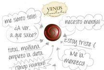 Frases VENUS