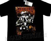 Футболки Metallica