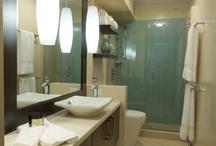 Long narrow bathrooms