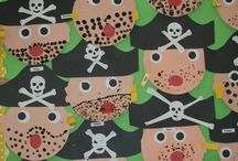 June Pirates / Classroom Theme