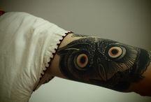 tattoos  / by Stephanie