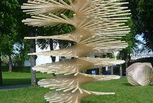 Bamboo sticks ideas