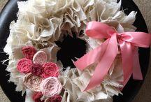 Wreaths  / by Jacke Clark