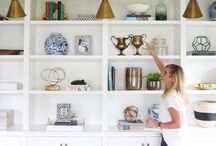 Modern Farmhouse Shelving