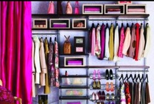Closeted Envy / The closets that every girl dreams of.