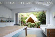 Garden Glamping お庭を楽しむグランピング!