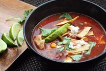 Soups and Slow Cooker /   / by Emily Rinde