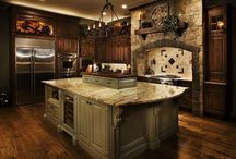 OMW-Kitchen Ideas / by Ozark Mountain Woodsmith, Inc.