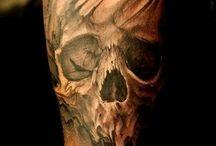 Tattoos & Ink Art / Inspiration