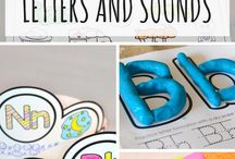 Teaching letters