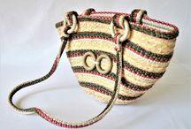 Böhmische Mode / Böhmische, böhmische Taschen, französische Körbe, Aufbewahrungskörbe, Schmuck, marokkanische Körbe, afrikanische Körbe, Nomadendekor