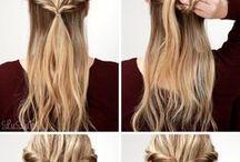 Účesy s dlouhými vlasy