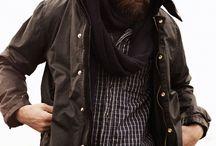 Man Wears / by Danielle Bernier